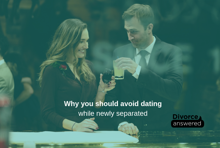 Dating while separated